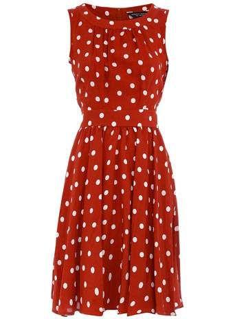 25eaec27f81c Dorothy Perkins in red... Pretty woman style | платья | Think ...