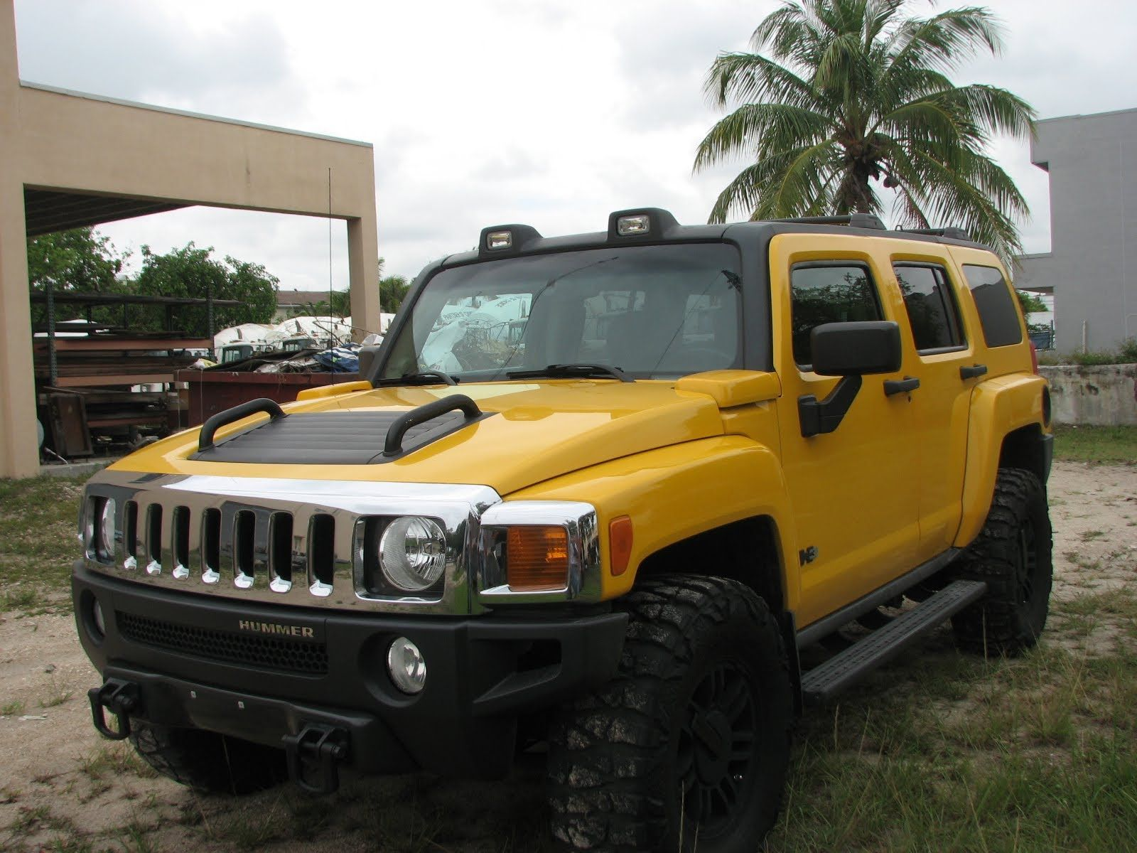 Hummer H3 2006 Yellow My Mint Car Youtube Hummer Cars Hummer Hummer H3