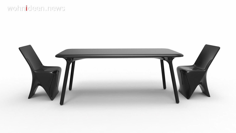 Moderne Tische Und Stuhle Fur Die Terrasse Und Garten