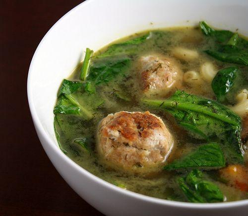 Dishing Up Delights Italian Wedding Soup Italian Wedding Soup Recipe Food Network Recipes Italian Wedding Soup