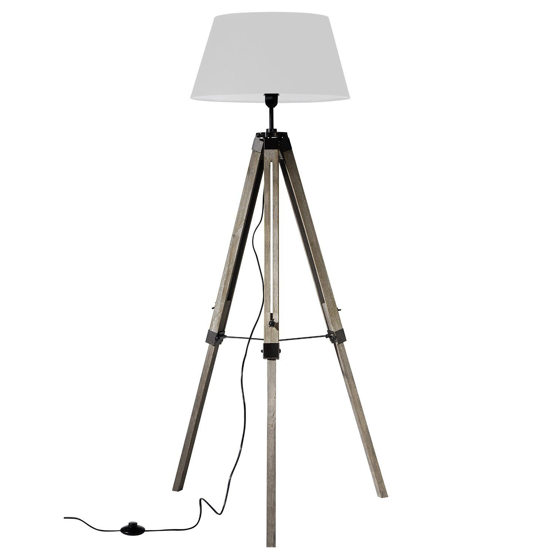 natural two fold designer floor lamp home decor lamp by natural two fold designer floor lamp home decor lamp by nauticalmart amazon co