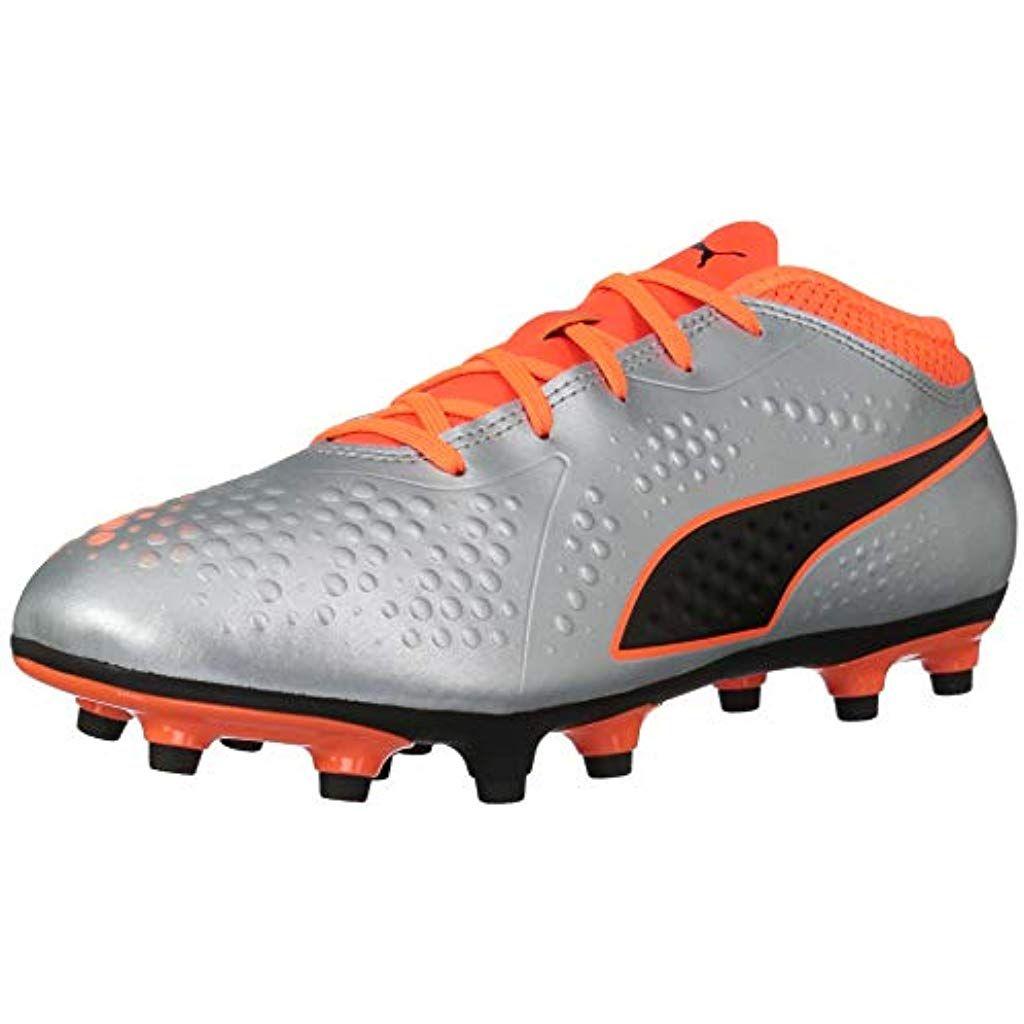 Kids One 4 Syn Fg Jr Soccer Shoe #soccer #soccerball #soccerstreams