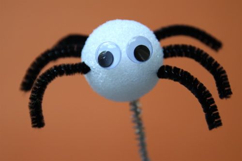 5 Halloween Crafts To Make With Googly Eyes Halloween Spider Craft Halloween Party Kids Halloween Crafts