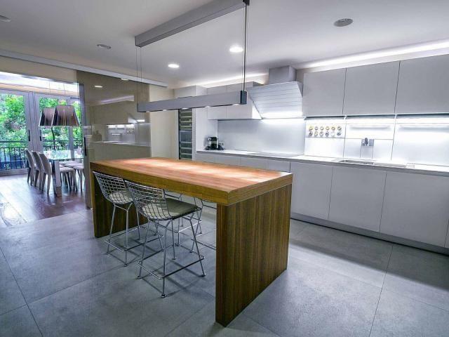 Piso con cocina bulthaup en venta en Barcelona Cocina Pinterest