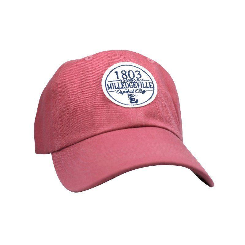 f6498b37d1d Georgian Mesh Back Trucker Hat