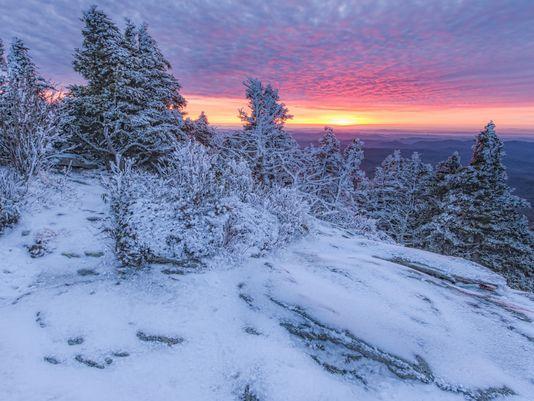 Grandfather Mountain offers plenty of winter fun