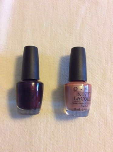 OPI Nail Polish - Lot of 2 https://t.co/l1Ip5sAnqY https://t.co/HSi7wtgVqJ