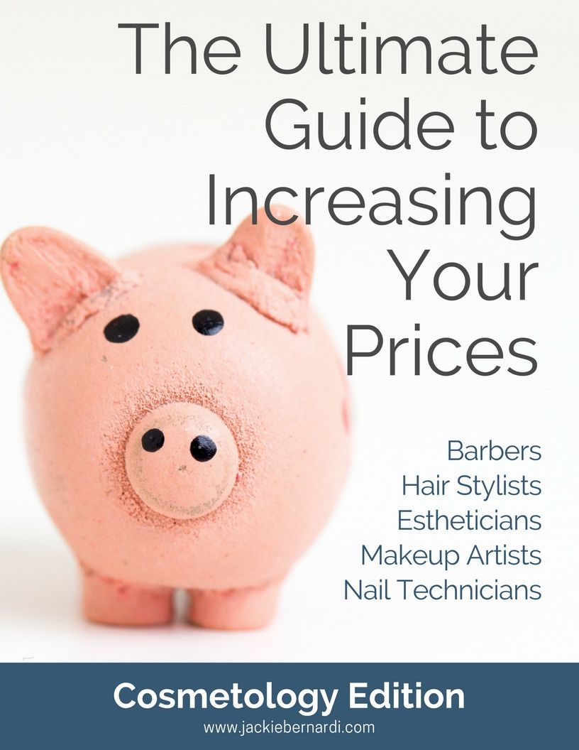 Increase Your Prices Business hairstyles, Hair salon