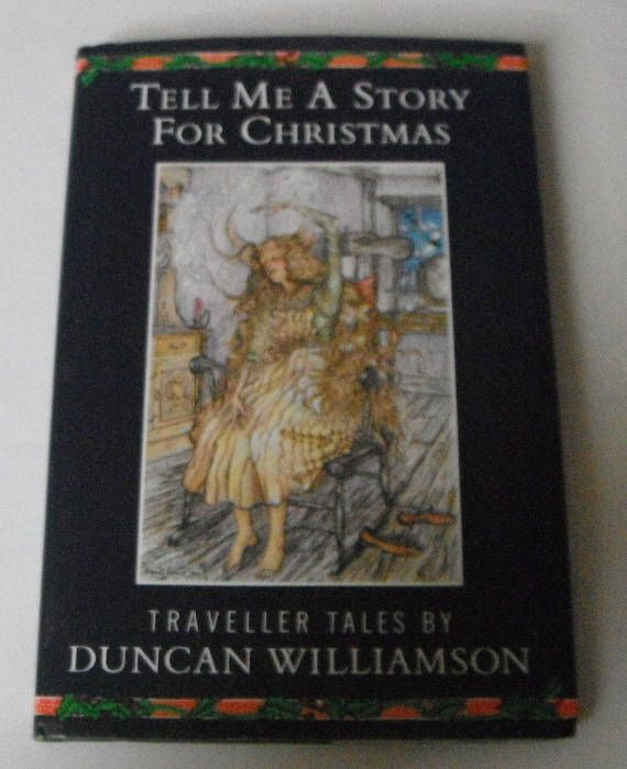 Tell Me A Story For Christmas Traveller Tales by Duncan Williamson
