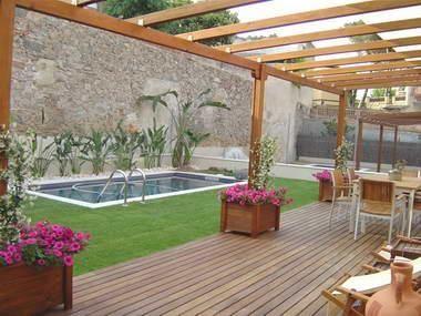 Deck Compuesto Ecologico Para Exterior Patios Madera Para Exterior Deck