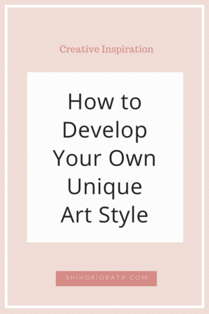 5 Key Steps To Finding Your Art Style Fashion Art Creative Creative Art