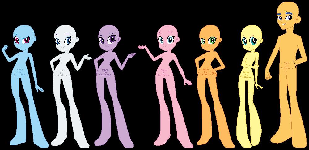 girls templates