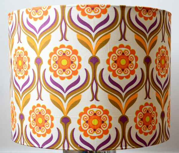 Retro lampshades kellys favs pinterest lampshades retro and retro lampshades aloadofball Gallery