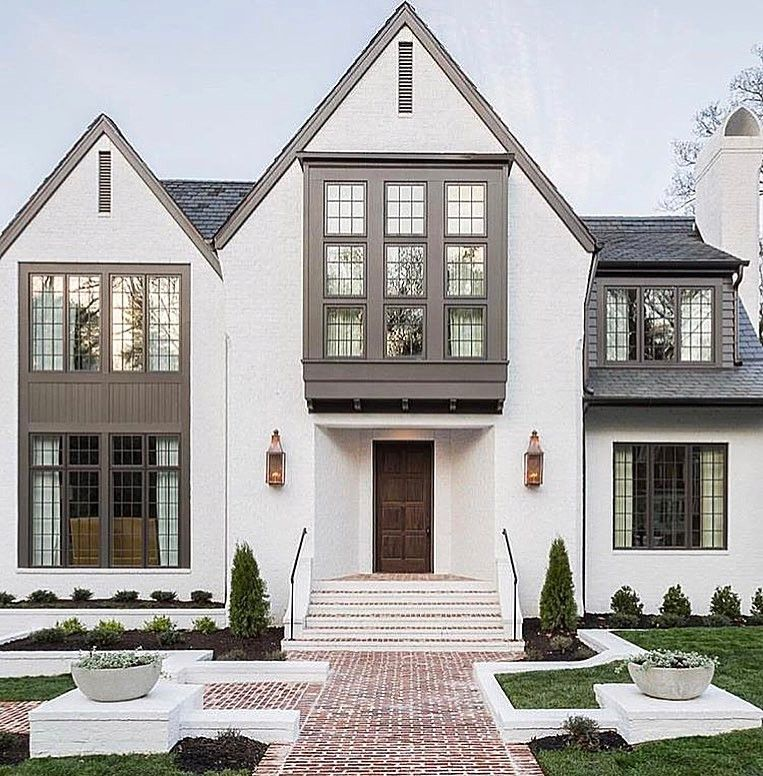 Pin by Catherine on Design - Exteriors | Pinterest | Curb appeal ...