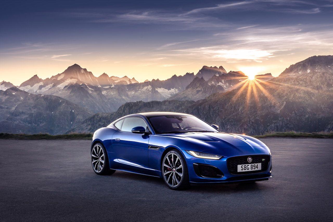 Jaguar maakt prijs van de FType V8 bekend Jaguar f type