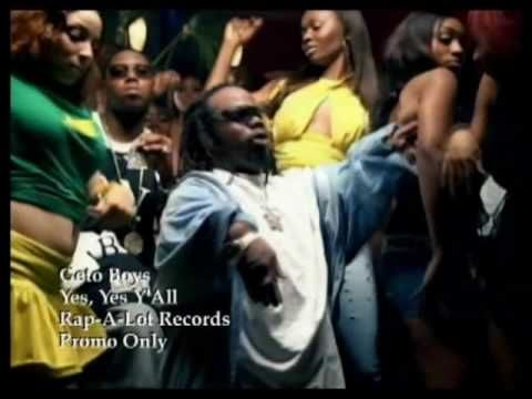 Geto Boys - Yes Yes Yall UNCUT Music Video   Music videos