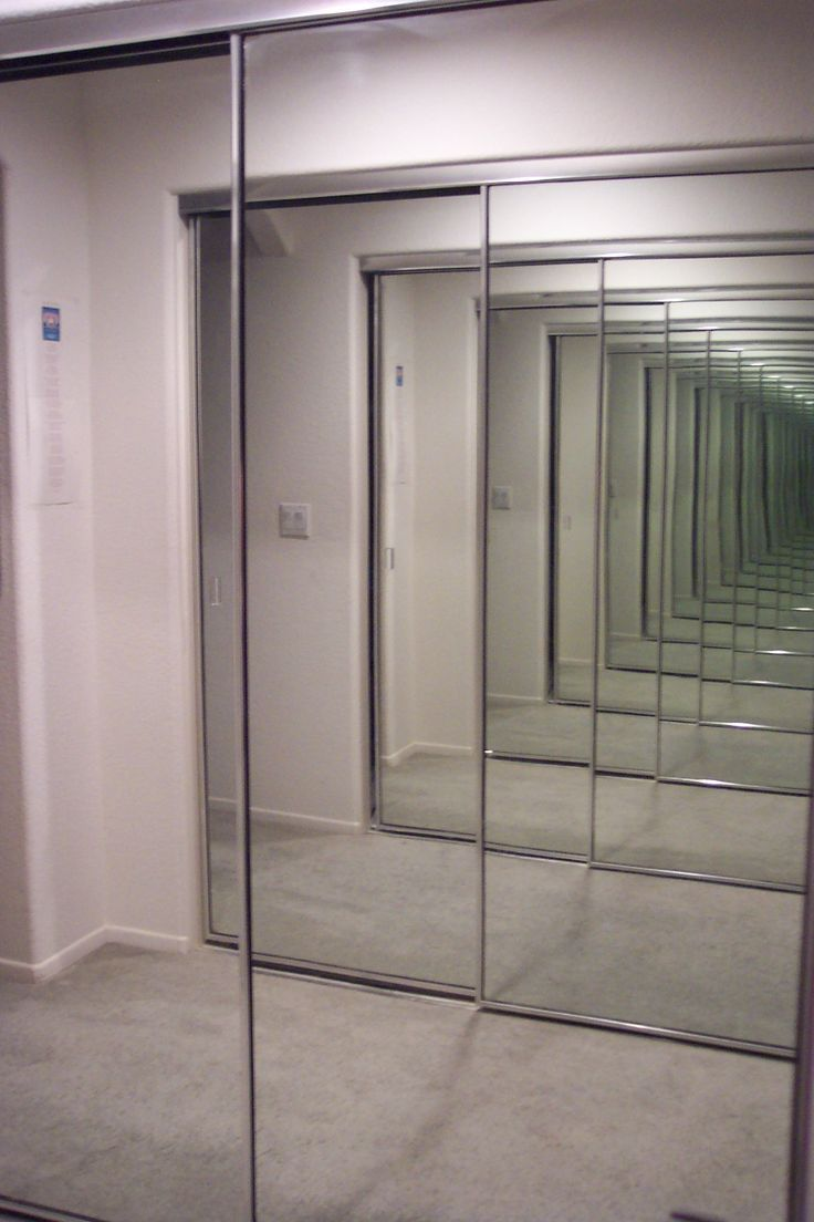 Interior Design Mirrors Facing Each Other