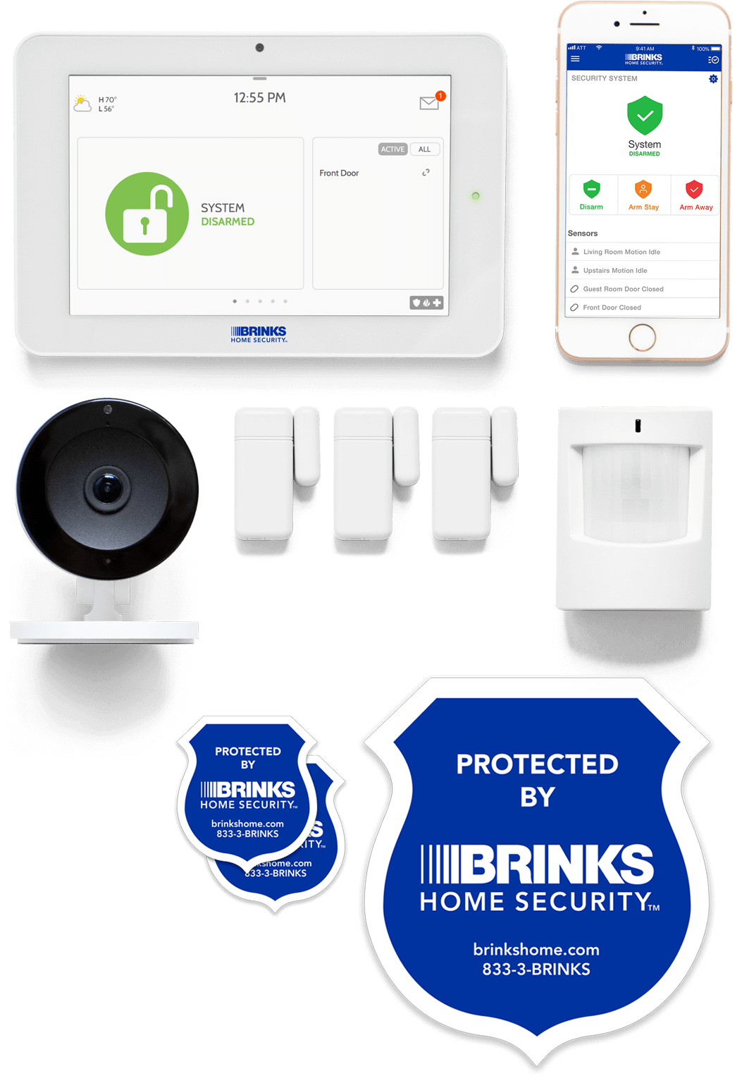 There S More With Brinks Home Security Wireless Security System Home Security Nest Labs