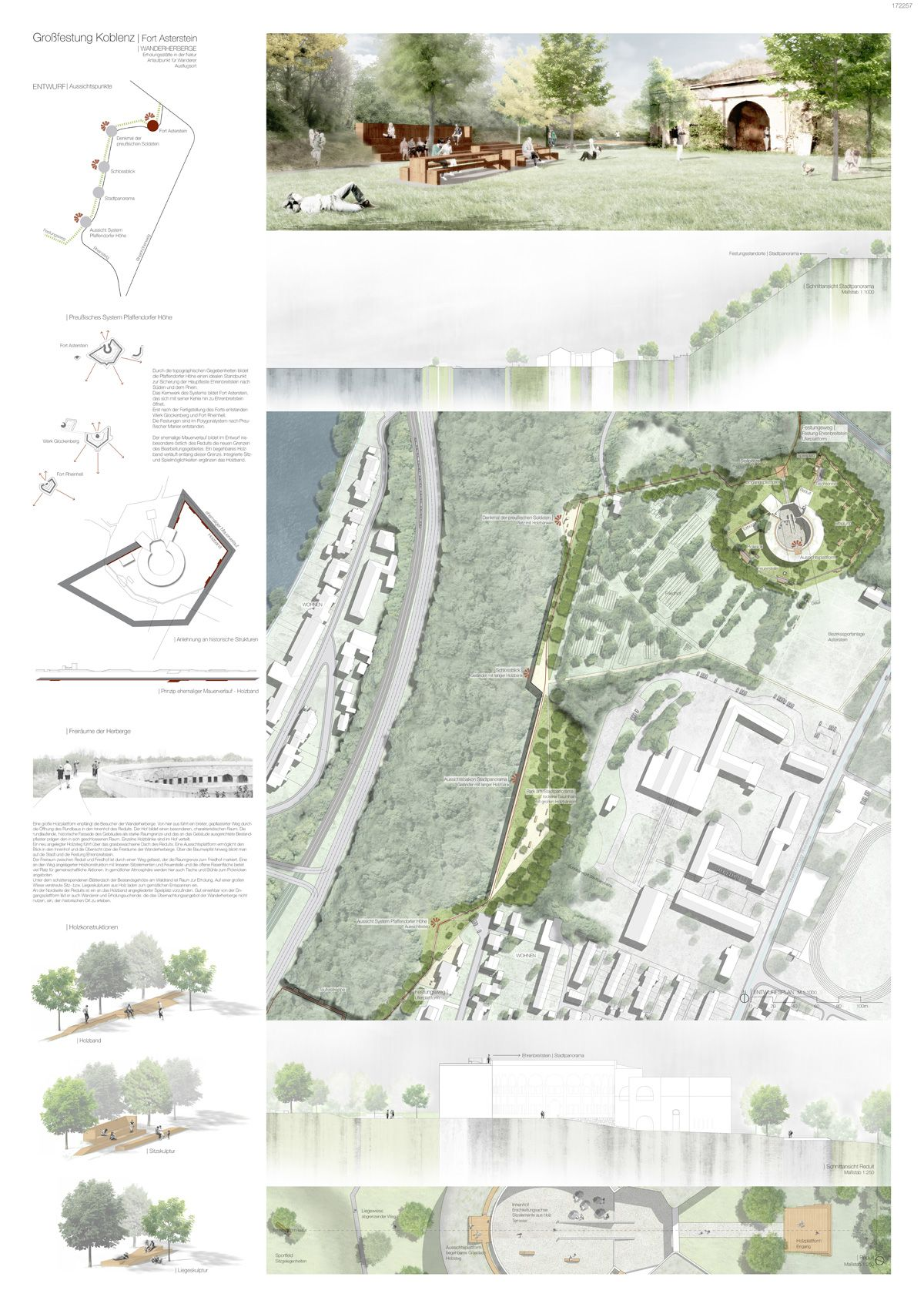 Martin ermer 2014 neueurbanegr ne via competitionline for Architektur layouts
