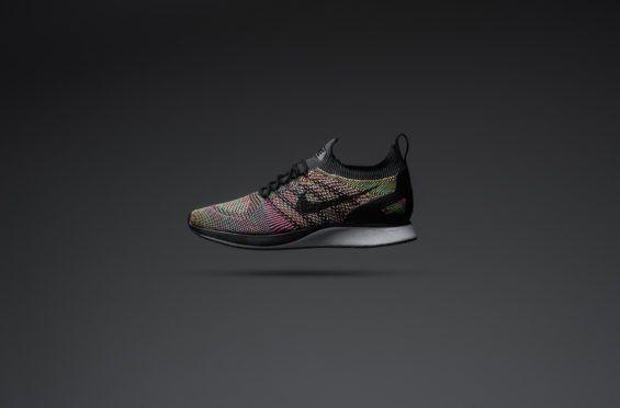4d28641792a3e Nike Air Zoom Mariah Flyknit Racer Multicolor Releasing Next Week ...