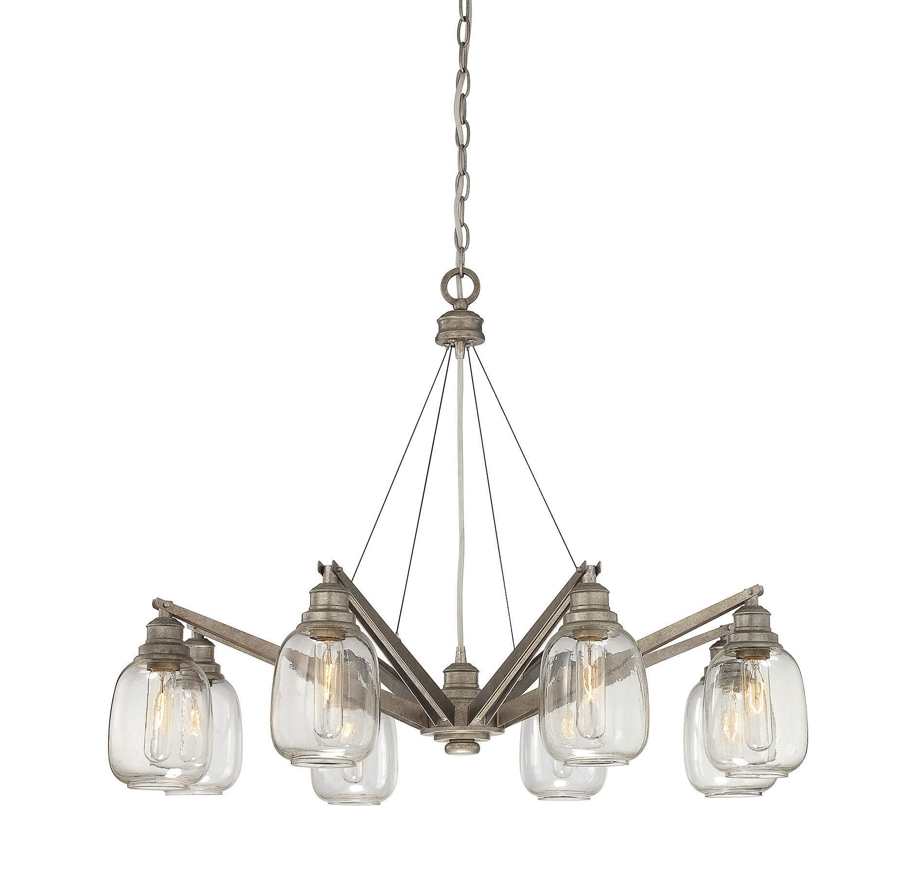 Savoy Orsay 8 Light Chandelier Products Pinterest