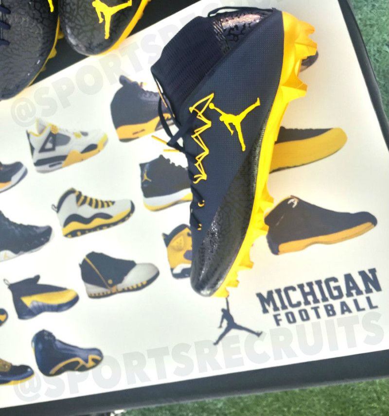 Is An Air Jordan Retro Michigan Collection In The Works?