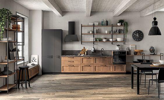 Cucine Moderne e Cucine Classiche | Scavolini Sito Ufficiale ...
