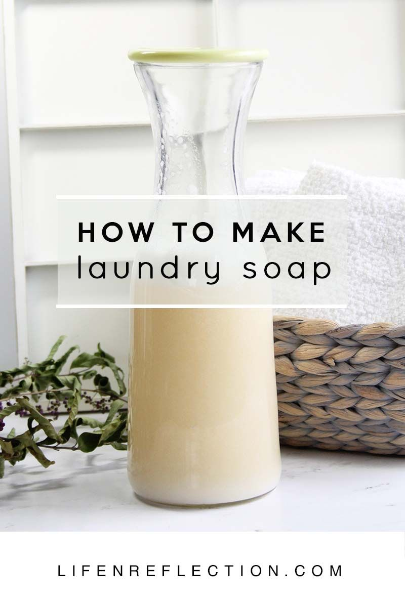Homemade Liquid Laundry Soap Borax Free He Approved Natural