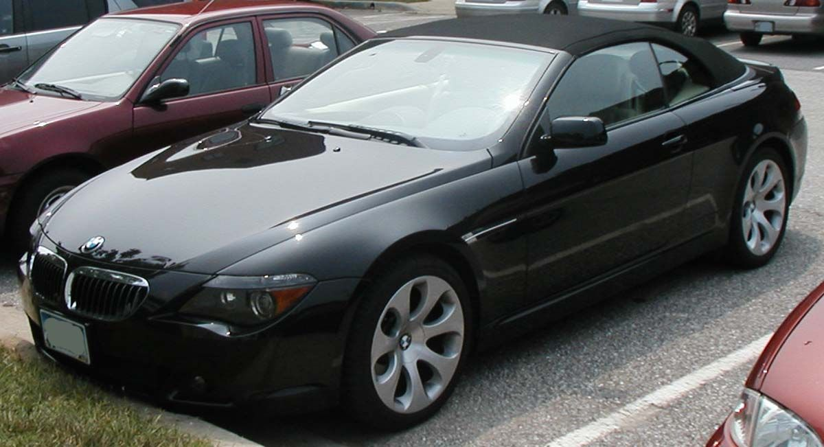 BMW Ci BMW Pinterest BMW Cars And Bmw I - 2004 bmw 645ci convertible for sale