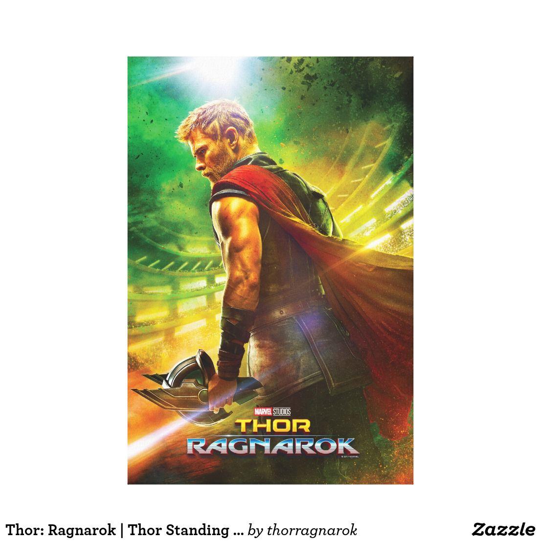 Thor Movie Poster Print Wall Art 8x10 11x17 16x20 22x28 24x36 27x40 Hemsworth