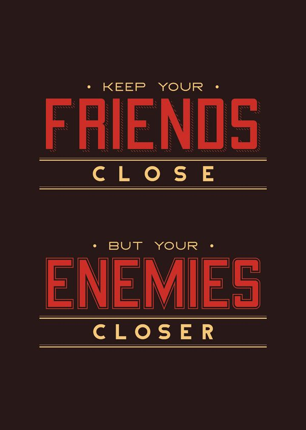 The Good Old Mafia Saying Quotes Typography Wiseguy Quotes