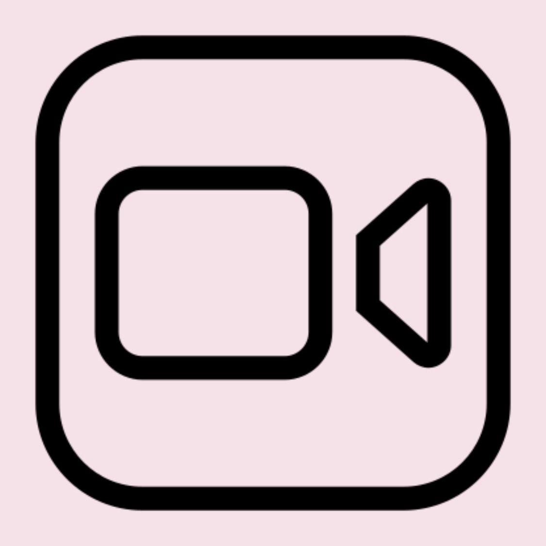 Facetime Icon In 2020 Logos App Facetime