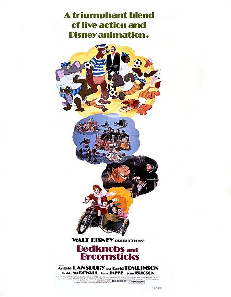 Bedknobs and Broomsticks (1971) on IMDb: Movies, TV, Celebs