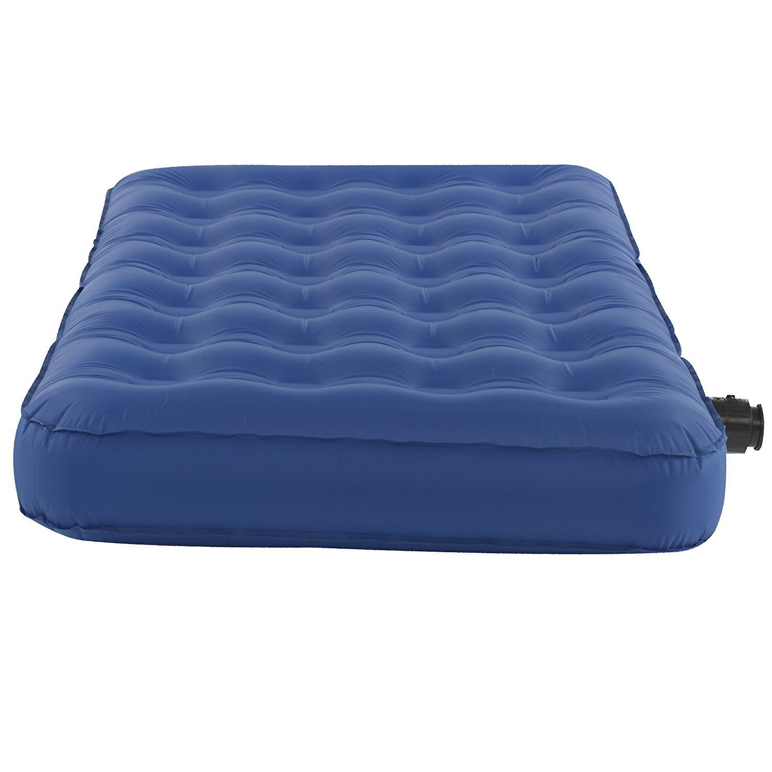 amazon com kelty sleep eazy pvc free queen airbed camping air