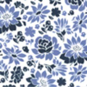 Or this for the telephone table redo==Sandi Henderson - Secret Garden - Picnic Flowers in Midnight