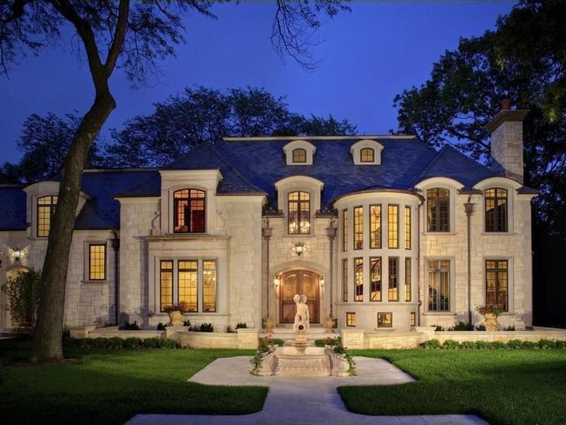 French Provincial House Plans French Provincial Style Homes French Provincial Home Luxury Homes Dream Houses Mansions