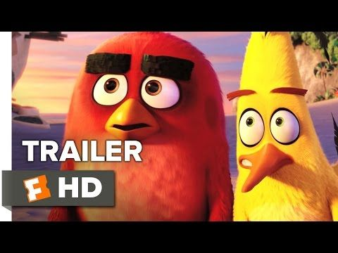 The Angry Birds Movie Teaser Trailer 1 2016 Jason Sudeikis Peter Dinklage Animation Movie Hd Angry Birds Movie New Animation Movies Angry Birds