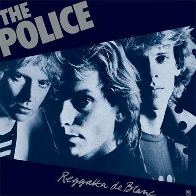 The Police - Reggatta De Blanc, 1979