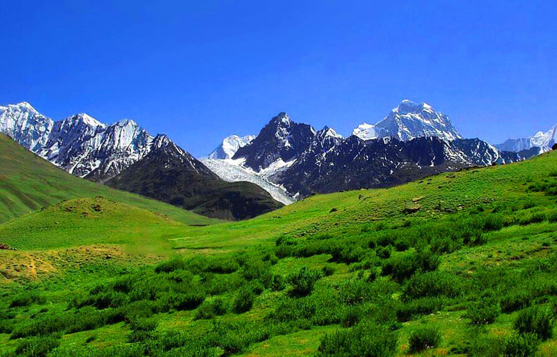 Fondo Escritorio Picos Montañas Nevadas: Fondo Pantalla Montañas Nevadas