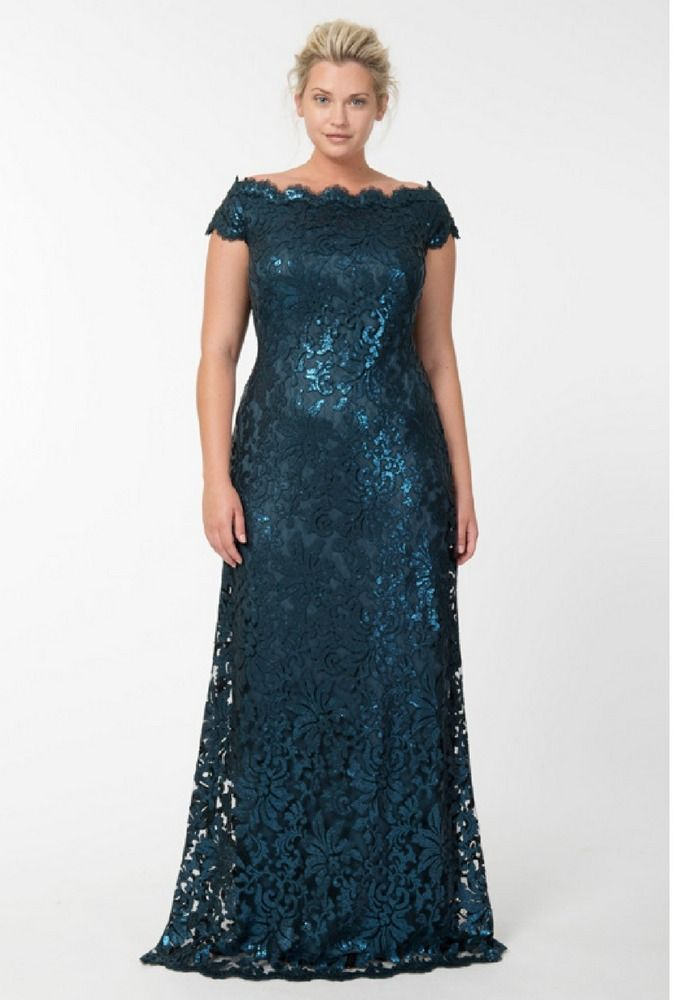 First Look: Tadashi Shoji Plus Size Holiday Collection