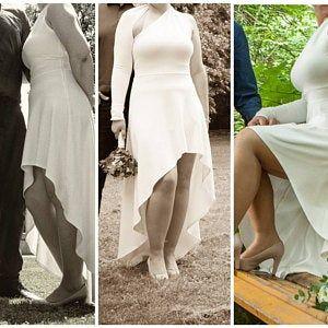 Infinity Scarf / Chunky Knit Scarf / Winter Shawl / Loop Scarf / Long Winter Scarf / London Infinity Scarf / Marcellamoda - MA0402 #shortbacklessdress