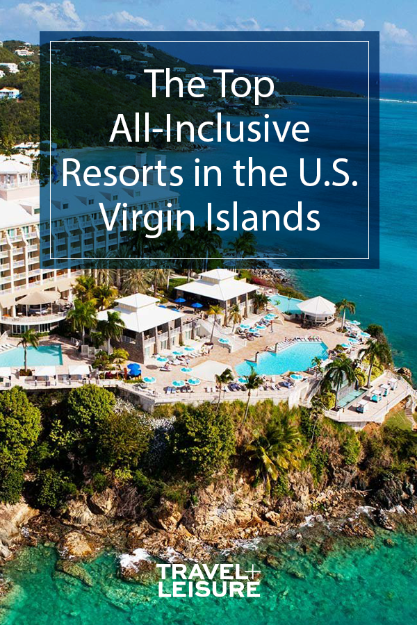 The Top All-Inclusive Resorts in the U.S. Virgin Islands | Virgin islands  all inclusive, All inclusive beach resorts, Virgin islands vacation