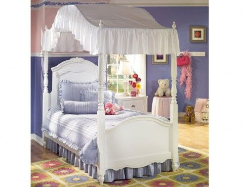 I Had A Canopy Bed From Sears  sc 1 st  Pinterest & I Had A Canopy Bed From Sears | Kids Room u0026 Stuff | Pinterest ...