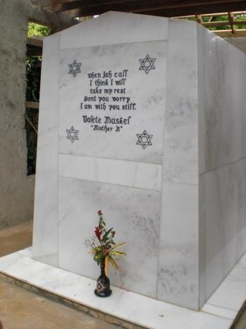 Where Is Bob Marley Buried