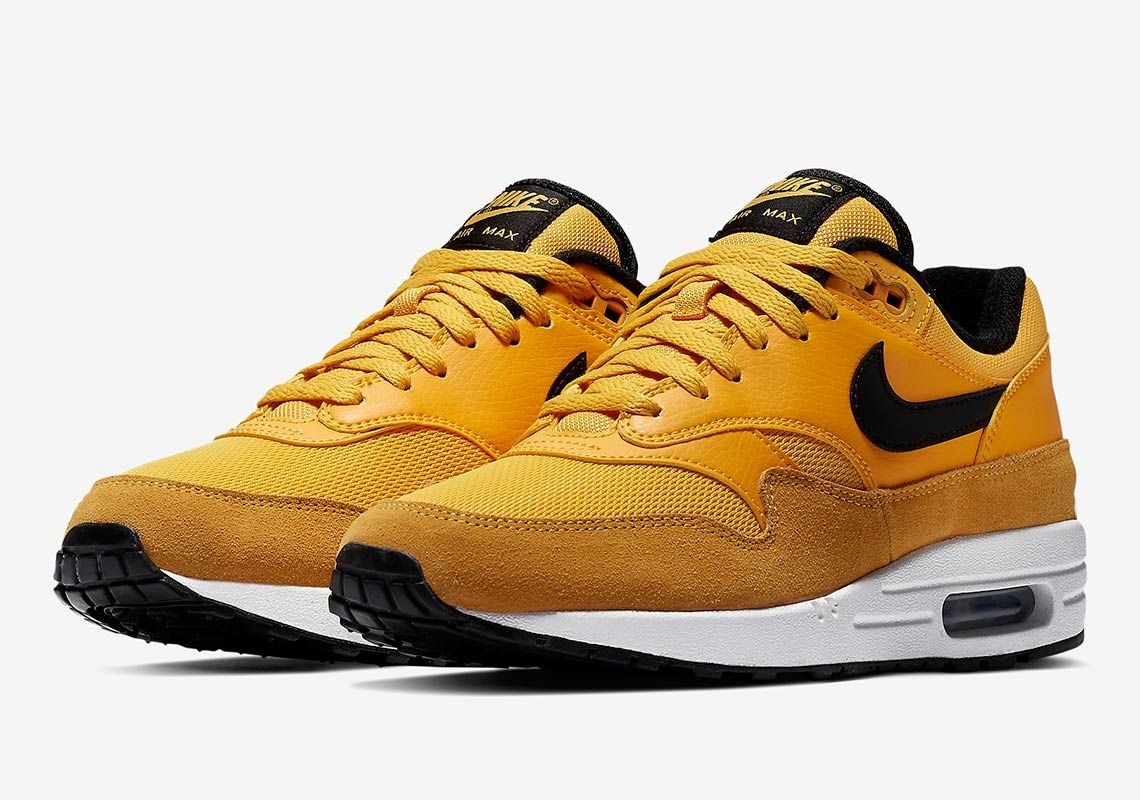 air max 1 gold beige