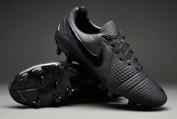 "new product 41c32 a7061 Nike-Soccer-Shoes-Nike-CTR360-Maestri-III-FG -""Lights-Out""-Mens-Soccer-Cleats-Black"