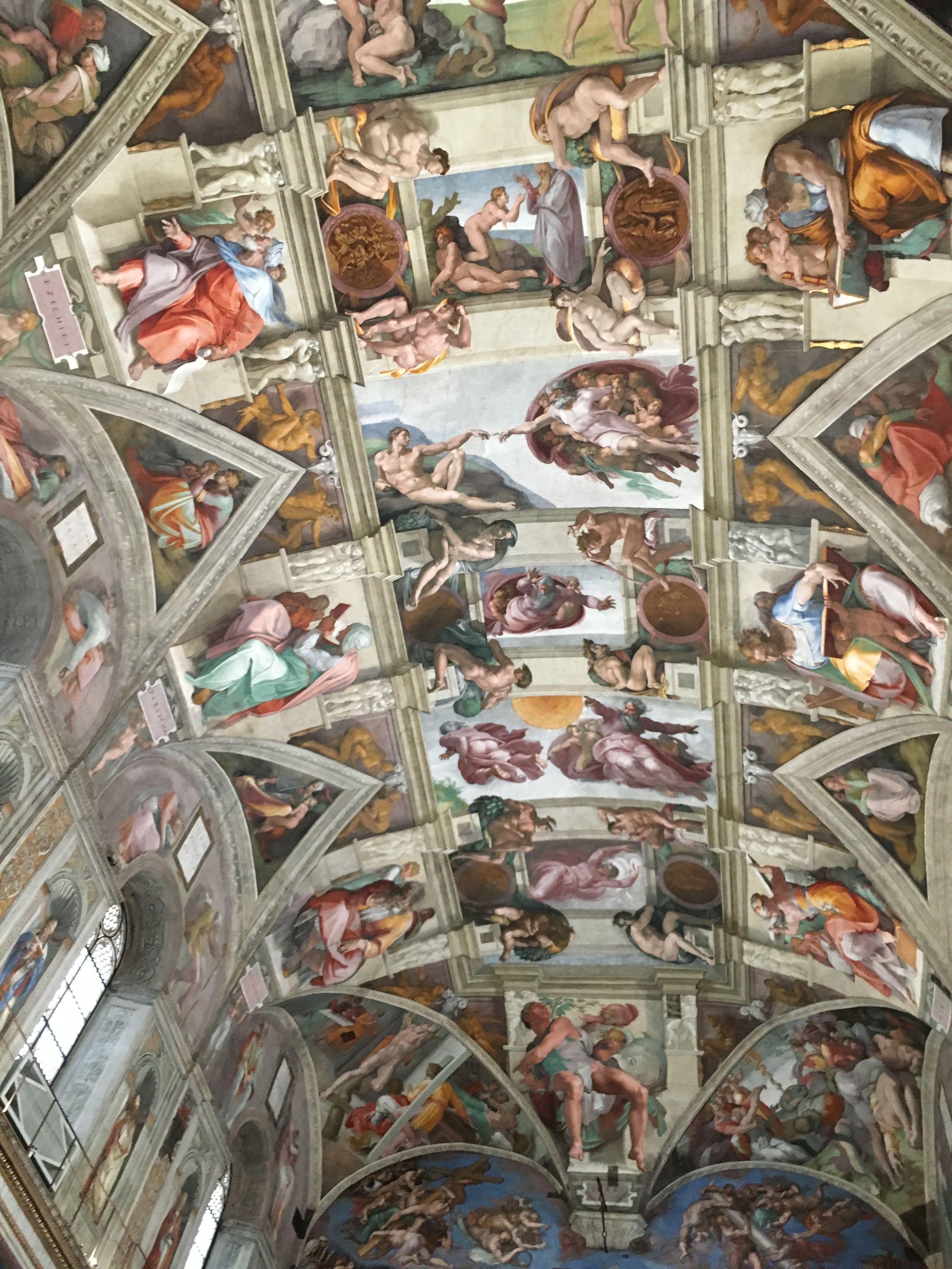 Sistine Chapel, Sistine Chapel
