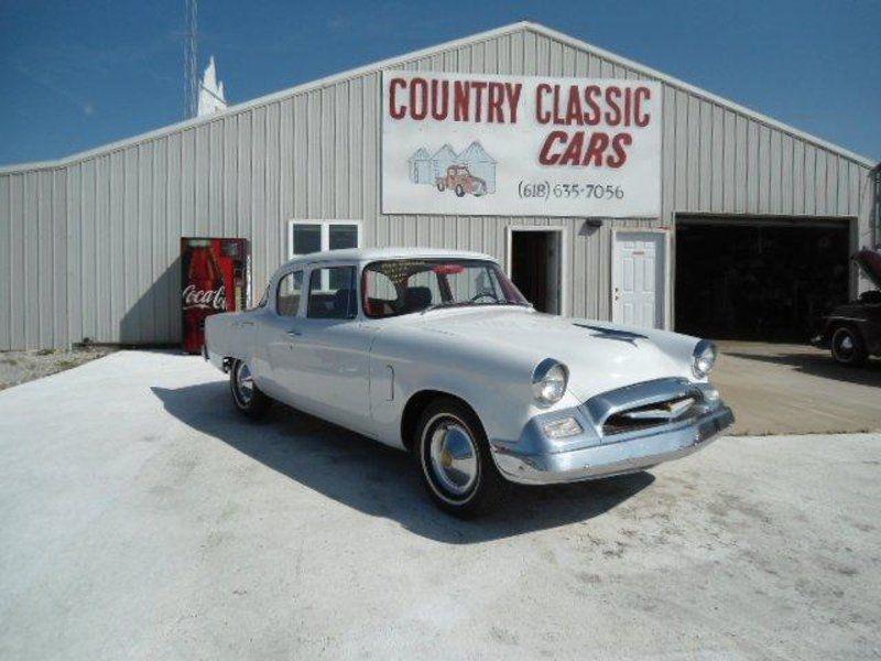 1955 Studebaker Champion for sale - Staunton, IL | OldCarOnline.com ...