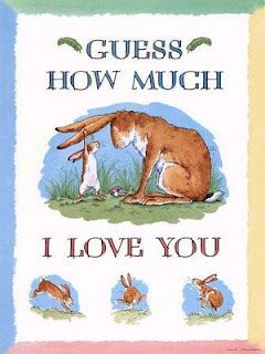 guess how much i love you lesson plan printable matching