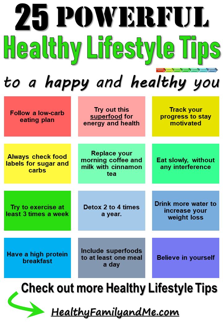 Healthy Life Tips – How to Lead a Happy Healthy Life